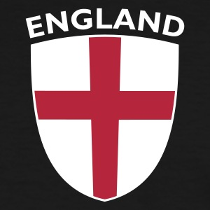 ENGLAND SHIELD T-Shirts - Men's Ringer Shirt