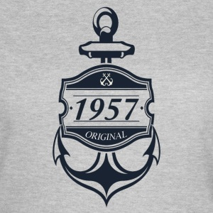 Anker 1957 T-Shirts - Frauen T-Shirt