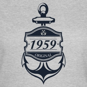 Anker 1959 T-Shirts - Frauen T-Shirt