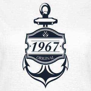 Anker 1967 T-Shirts - Frauen T-Shirt