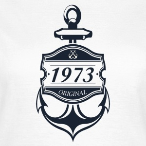 Anker 1973 T-Shirts - Frauen T-Shirt