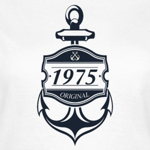 Anker 1975 T-Shirts - Frauen T-Shirt
