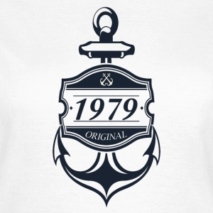 Anker 1979 T-Shirts - Frauen T-Shirt