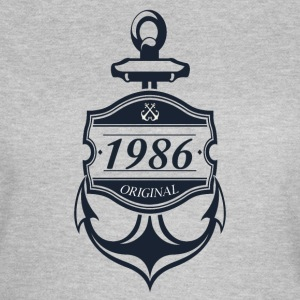 Anker 1986 T-Shirts - Frauen T-Shirt