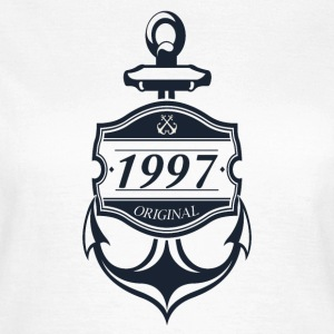 Anker 1997 T-Shirts - Frauen T-Shirt