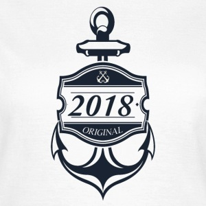 Anker 2018 T-Shirts - Frauen T-Shirt