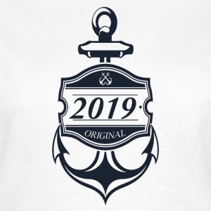 Anker 2019 T-Shirts - Frauen T-Shirt