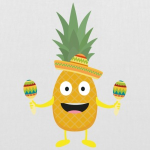 Pineapple Fiesta Sombrero Party Slm5s Bags & Backpacks - Tote Bag