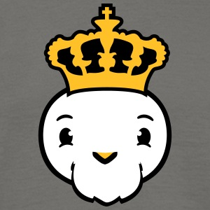 Face head ruler king prince crown cute cute little T-Shirts - Men's T-Shirt