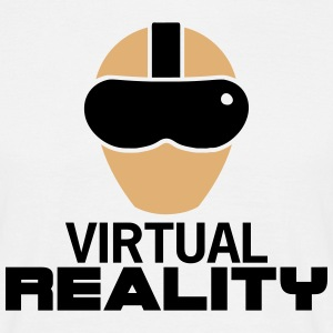 Virtual Reality (Glasses) T-Shirts - Men's T-Shirt