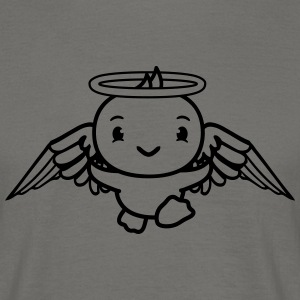 Fly sky dead death angel holy good loving chick cu T-Shirts - Men's T-Shirt