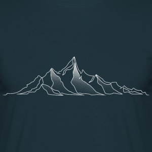 mountain T-Shirts - Männer T-Shirt