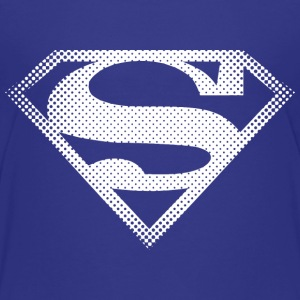 DC Comics Originals Superman Retro Symbol - Teenager Premium T-Shirt