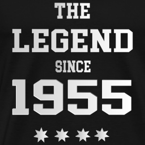 The Legend since 1955 T-Shirts - Männer Premium T-Shirt