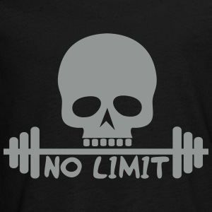No Limit / Bodybuilding / Flex / Fitness Langarmsh - Teenager Premium Langarmshirt