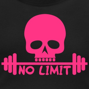 No Limit / Bodybuilding / Flex / Fitness T-Shirts - Frauen T-Shirt mit U-Ausschnitt