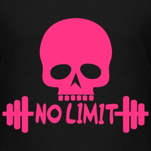 No Limit / Bodybuilding / Flex / Fitness T-Shirts - Teenager Premium T-Shirt