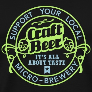 Craft Beer T-Shirts - Männer Premium T-Shirt