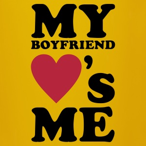 MY BOYFRIEND LOVES ME Mugs & Drinkware - Full Colour Mug