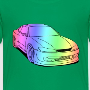 silvia colourful Tee shirts - T-shirt Premium Enfant