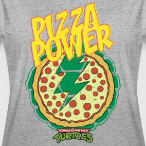 TMNT Turtles Pizza Power Shield - Oversize-T-shirt dam