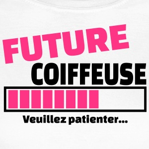 future coiffeuse Tee shirts - T-shirt Femme