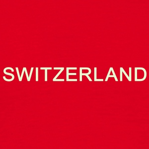 Sweet Sweet Switzerland - Men's T-Shirt