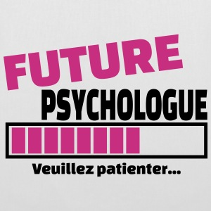 future psychologue Sacs et sacs à dos - Tote Bag