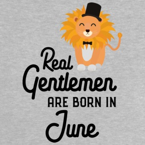 Real Gentlemen are born in June Surs5 Baby Shirts  - Baby T-Shirt