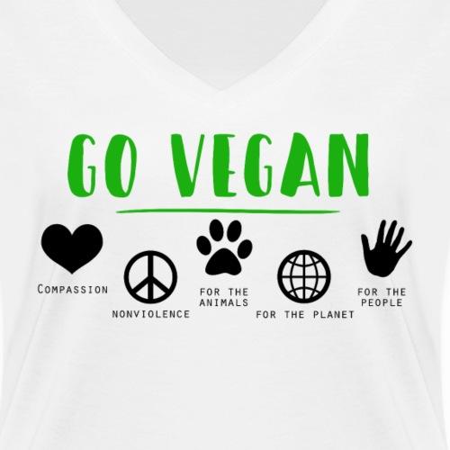 Veganer T-Shirt