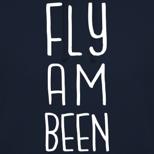fly am been Pullover & Hoodies - Unisex Hoodie