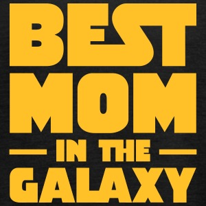 Best Mom In The Galaxy Tops - Vrouwen tank top van Bella
