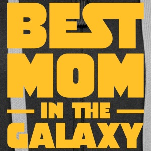 Best Mom In The Galaxy Tröjor - Premium luvjacka dam