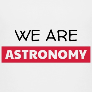 Astronomie / Astronom / Astronomy / Astronomer T-Shirts - Kinder Premium T-Shirt