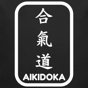 Aikido / Aikidoka / Martial art / Fight Baby Bodys - Baby Bio-Langarm-Body