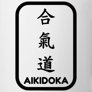 Aikido / Aikidoka / Martial art / Fight Mugs & Drinkware - Mug