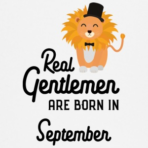 Real Gentlemen are born in September Smz9b Baby Long Sleeve Shirts - Baby Long Sleeve T-Shirt