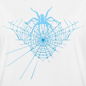 Animal Planet Spider's Web - Dame oversize T-shirt