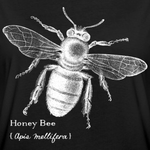 Animal Planet Honig bee - Dame oversize T-shirt