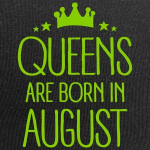 Queens Are Born In August Casquettes et bonnets - Bonnet en jersey