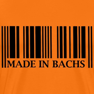 Made in Bachs T-Shirts - Männer Premium T-Shirt