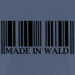 Made in Wald T-Shirts - Frauen Premium T-Shirt