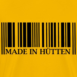 Made in Hütten T-Shirts - Männer Premium T-Shirt