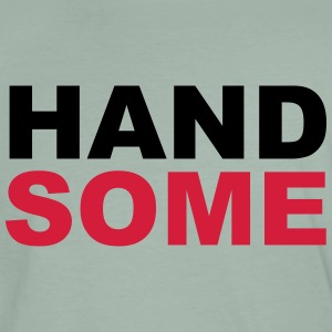 HANDSOME MAN - Männer Premium T-Shirt