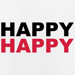 HAPPY HAPPY - Frauen T-Shirt atmungsaktiv