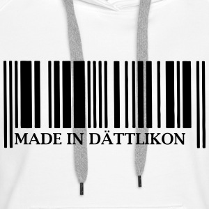 Made in Dättlikon Pullover & Hoodies - Frauen Premium Hoodie