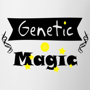 Genetic is Magic Bouteilles et Tasses - Tasse