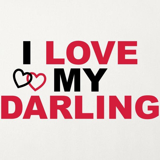 I LOVE MY DARLING