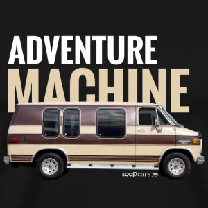Adventure Machine* - T-shirt Premium Homme