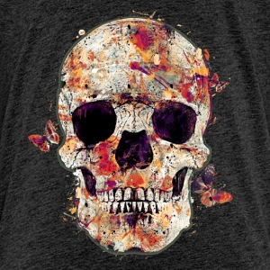 skull-and-butterfly Tee shirts - T-shirt Premium Enfant